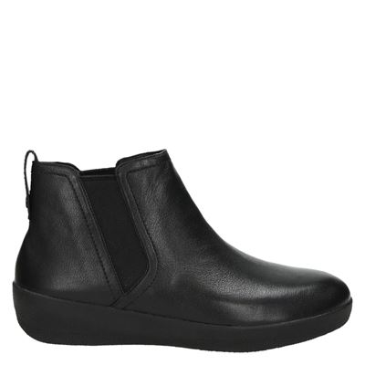 Fitflop dames laarzen zwart