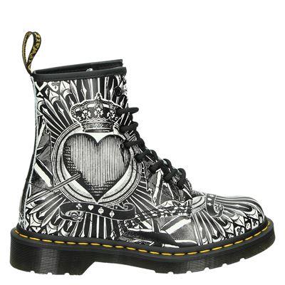Dr. Martens dames boots multi