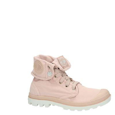 Palladium dames veterboots Roze