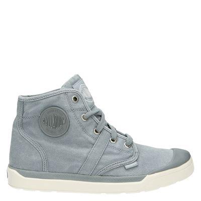 Palladium dames sneakers grijs