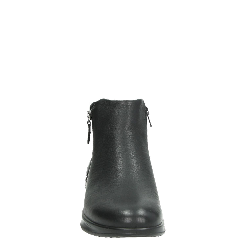 Ecco Aquet - Rits- & gesloten boots voor dames - Zwart uj504VU