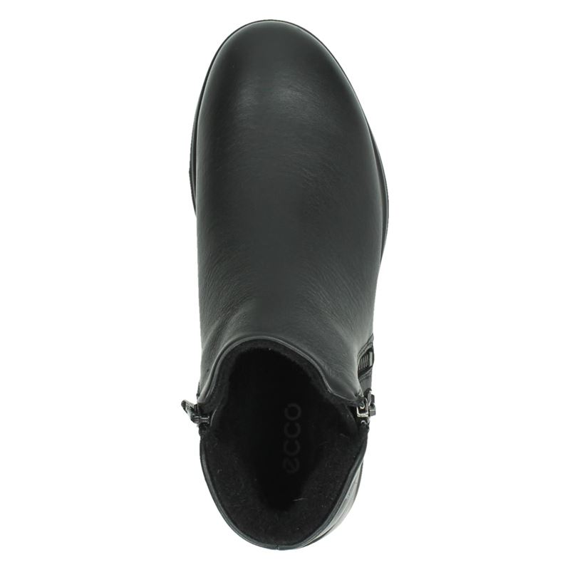 Ecco Aquet - Rits- & gesloten boots - Zwart