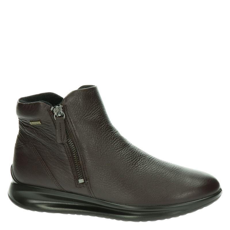 Ecco Aquet - Rits- & gesloten boots - Bruin