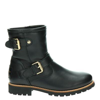 Panama Jack dames boots zwart