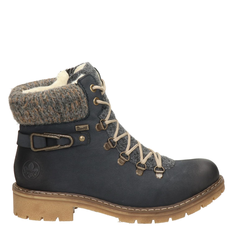 Rieker boots blauw