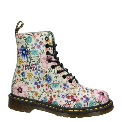 Dr. Martens Pascal WLdames veterboots Wit