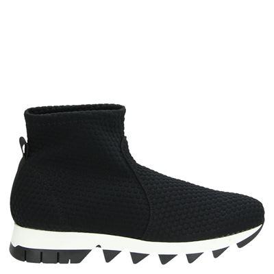 Rapisardi dames boots zwart