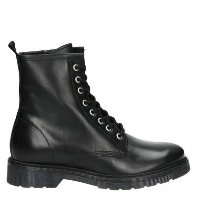 Nelson dames boots zwart