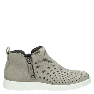 Ecco dames boots taupe