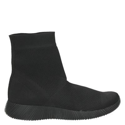 Claudia Ghizzani dames sneakers zwart