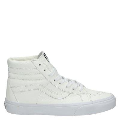 Vans dames sneakers wit