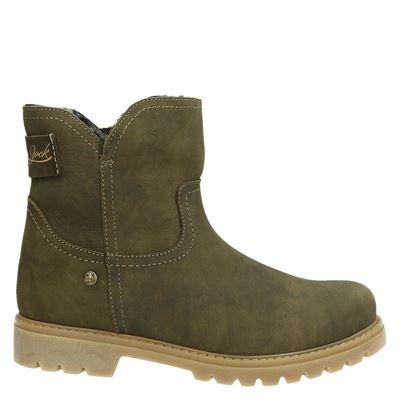 Panama Jack dames boots groen