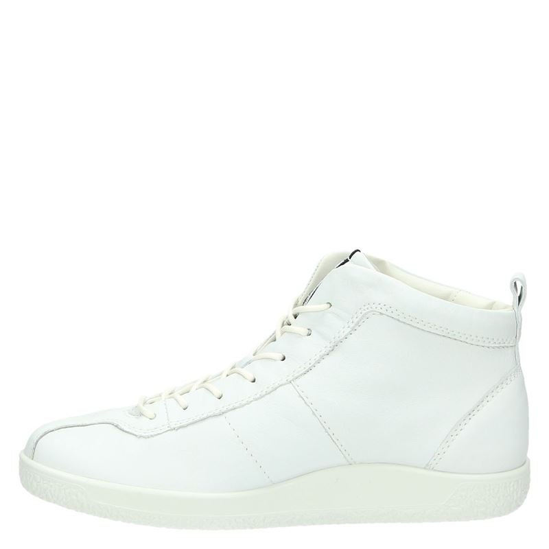 Ecco Soft 1 - Sneakers - Wit