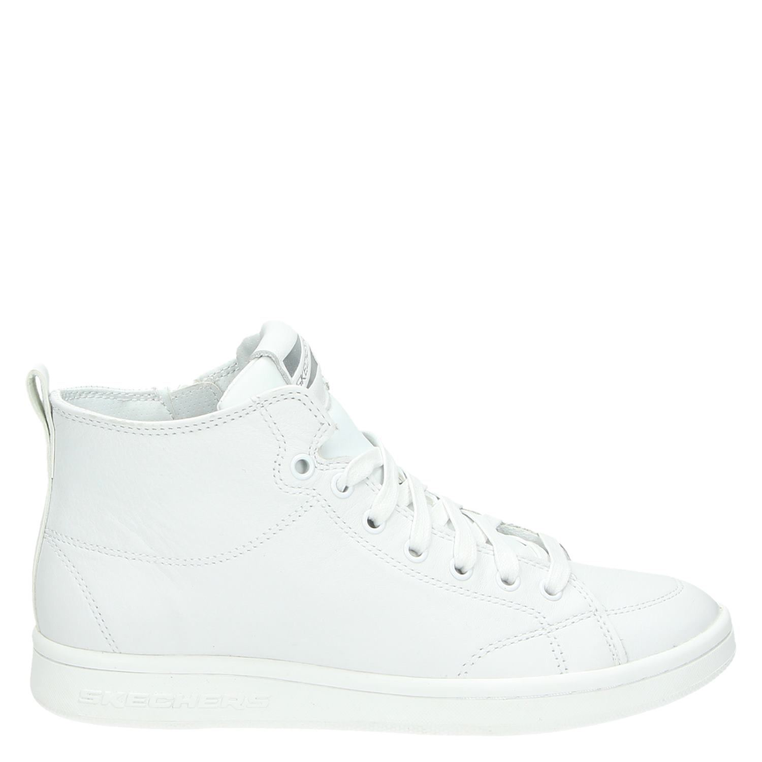 Blanc Chaussures Sketchers Pe7fhf0