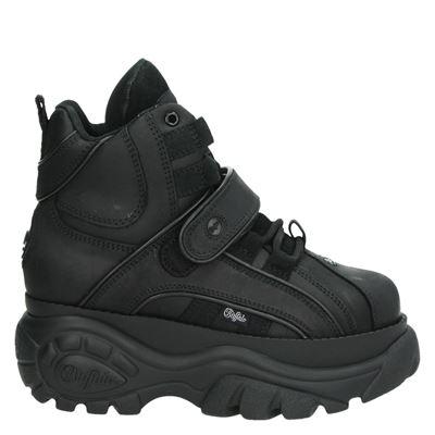 Buffalo dames sneakers zwart