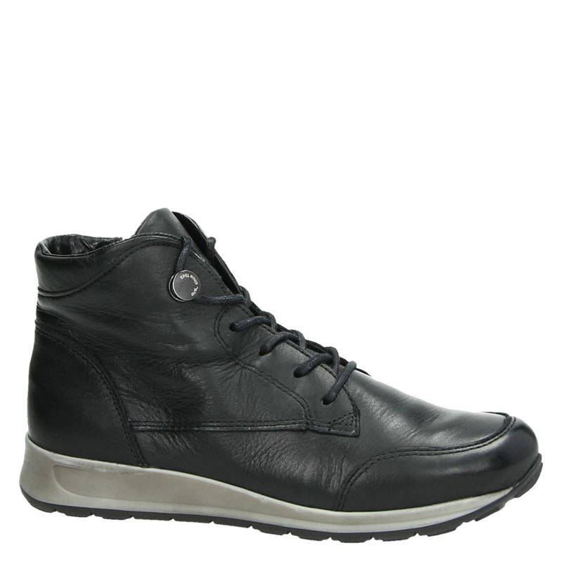 Ara Osaka - Hoge sneakers - Zwart