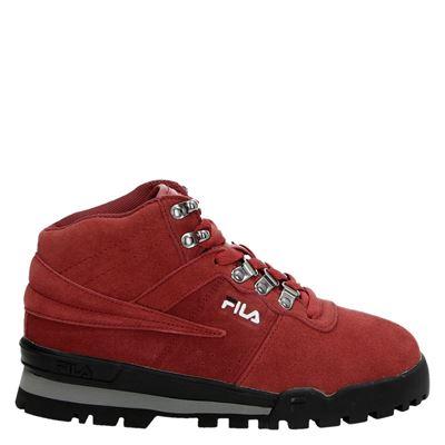 Fila dames boots rood