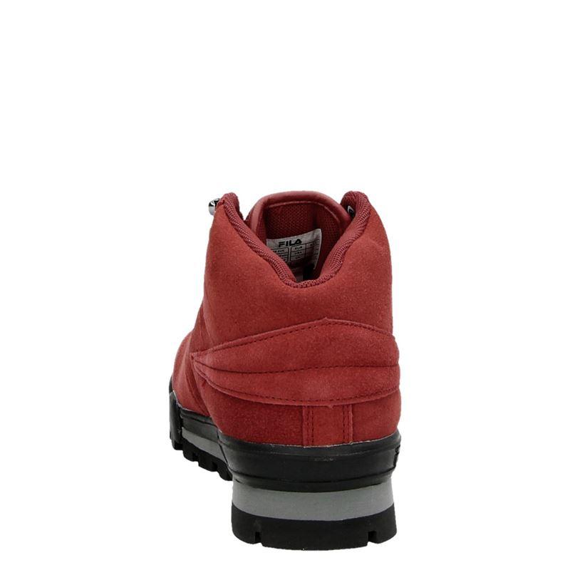 Fila Fitness Hiker - Veterboots - Rood