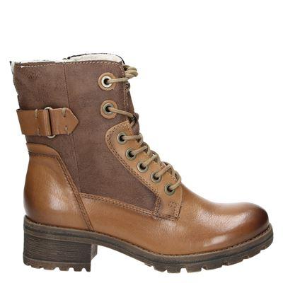 Tamaris dames boots cognac