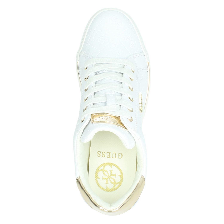 c3d48ba42e8 Guess Flowurs dames hoge sneakers. Previous