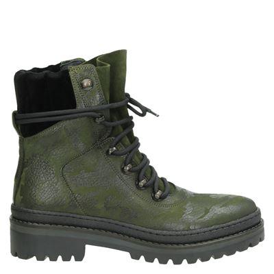 Tommy Hilfiger Sport dames boots groen