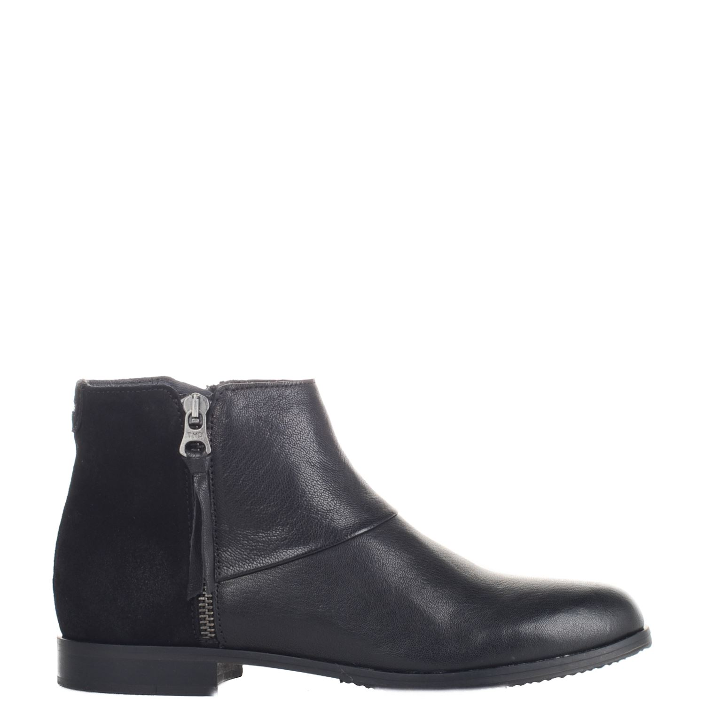 Noir Tommy Hilfiger Chaussures Avec Fermeture Éclair Pour Les Femmes 45RBf0qHY