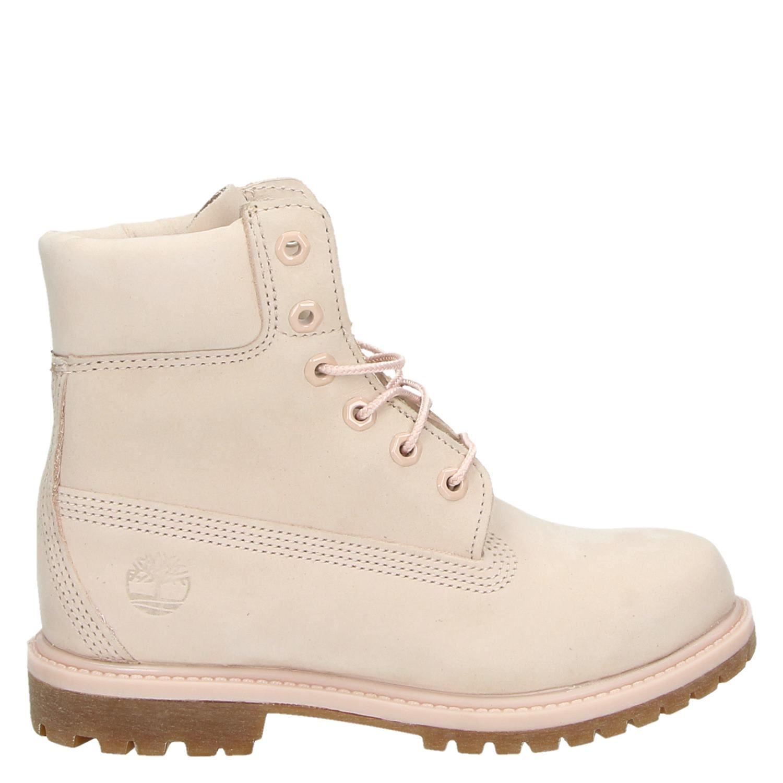 Roze Timberland Boot Veterboots Premium W Dames qP0q6