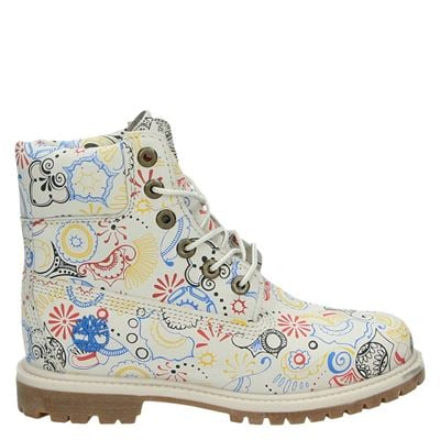 Timberland dames boots multi