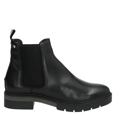 Tommy Hilfiger Sport dames boots zwart