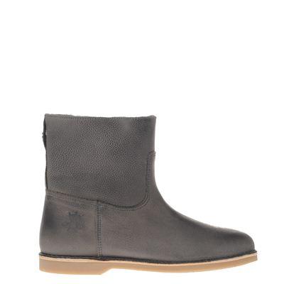 Aqa dames laarzen grijs