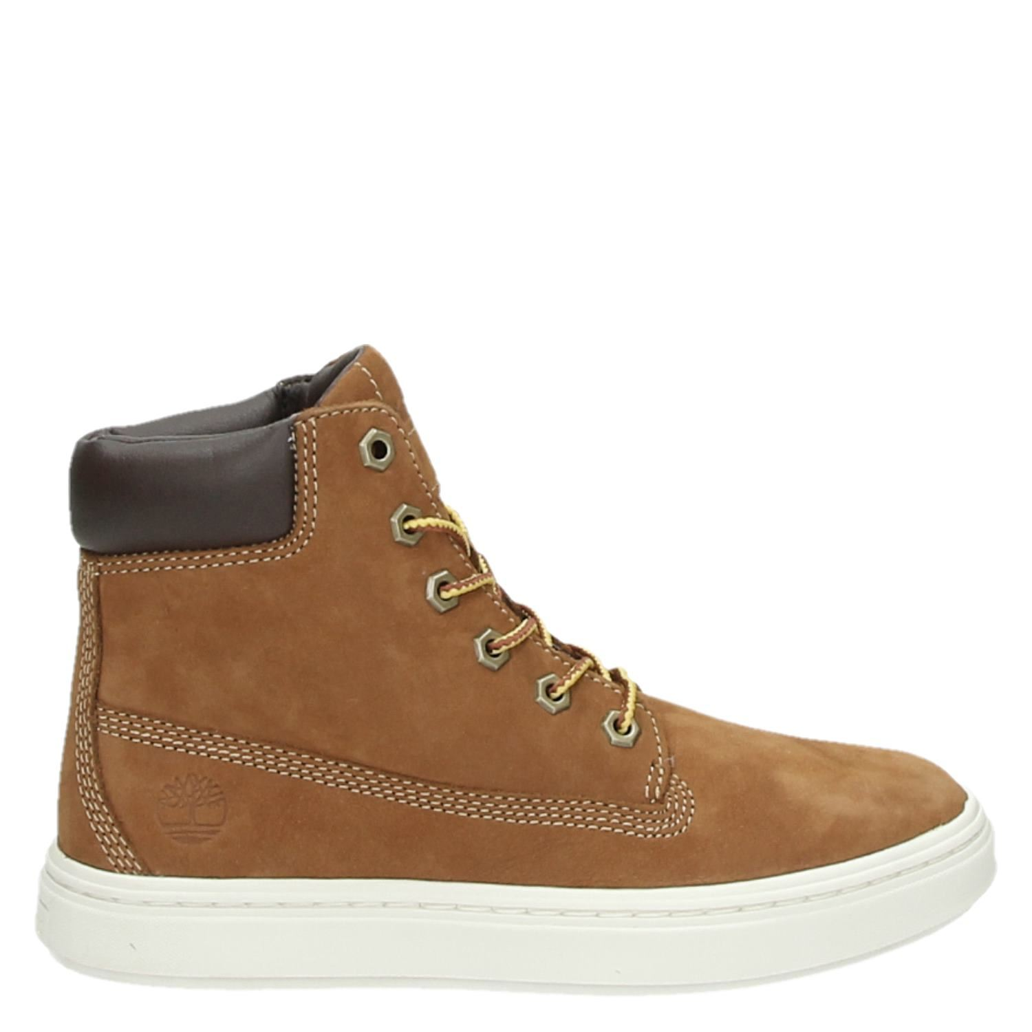 Timberland Lodyn 6 Pouces Veterboots Bruin 8s11X