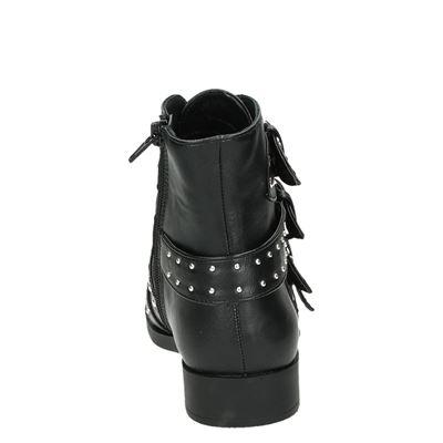La Strada dames rits- & gesloten boots Zwart