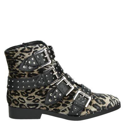 La Strada dames laarzen beige