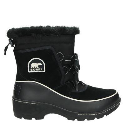 Sorel dames snowboots zwart
