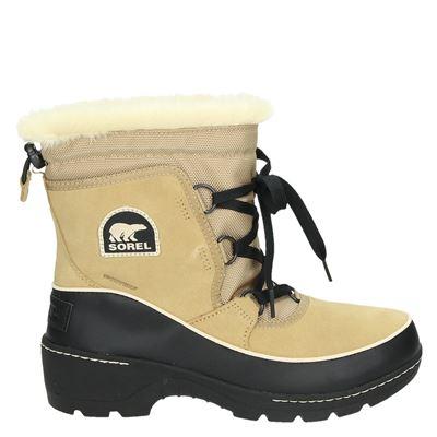 Sorel dames snowboots beige