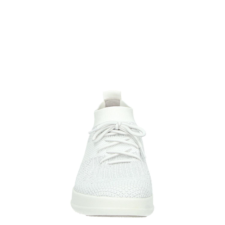 Wit Sneakers Dames Hoge Normaal Fitflop L34Rq5Aj