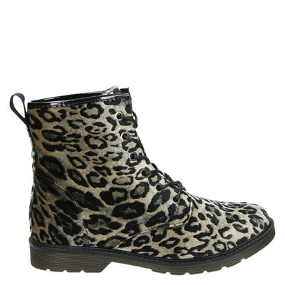 Shoecolate dames boots bruin