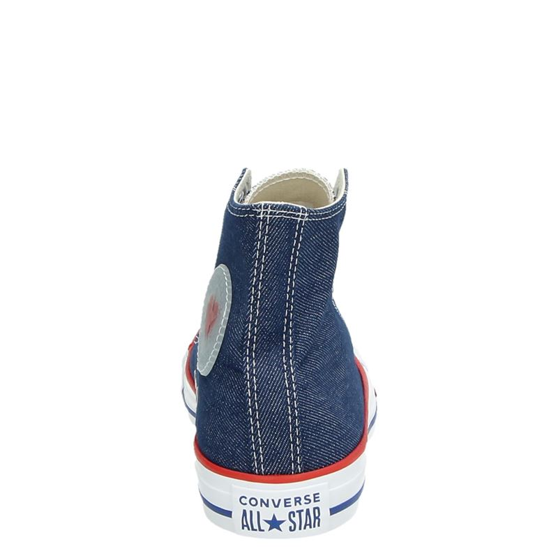 Converse Ctas Hi Love - Hoge sneakers - Blauw