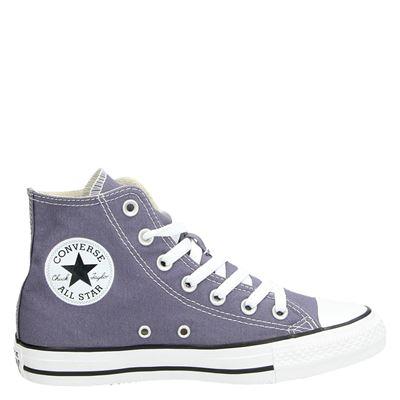 Converse dames sneakers paars