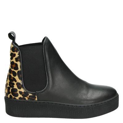 Tango dames boots zwart