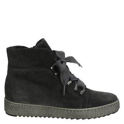 Gabor dames boots grijs