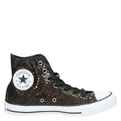 Converse dames sneakers bruin