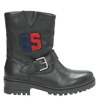Tommy Jeans dames boots zwart