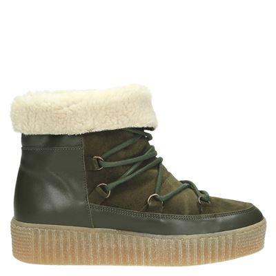 Tango dames boots groen