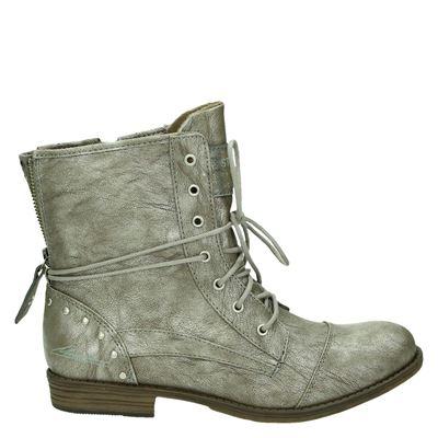 Mustang dames boots beige