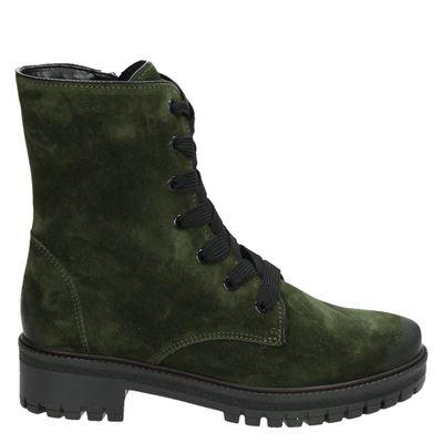 Ara dames boots groen