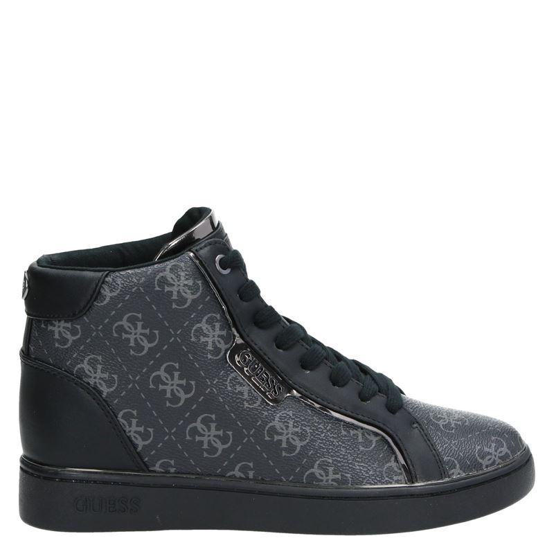Guess hoge dames sneakers kopen? Nelson.nl