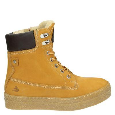 Bullboxer dames boots geel
