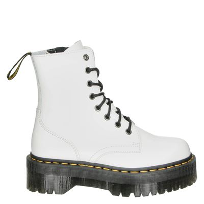 Dr. Martens dames boots wit