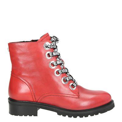 Steve Madden dames boots rood